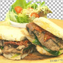 sandwich-pan-seared-steack