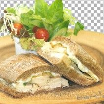 sandwich-roasted-chicken-mozarella