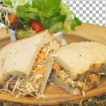 sandwich-roasted-chicken-with-bean-sprouts