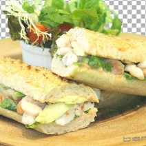 sandwich-sauted-king-shrimp