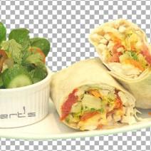wrap-chicken-wrap