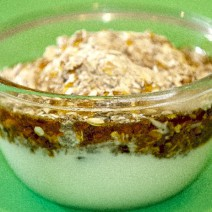 low fat yoghurt muesli